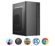 Компьютер Зеон для современных онлайн игр, кино и интернета [J50W]